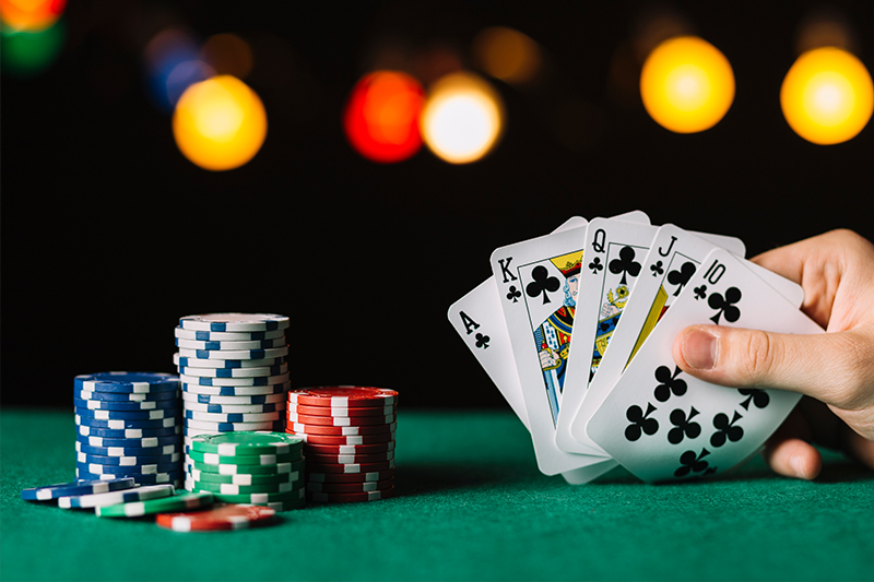 Tips That Help You Beat the Odds at the Casino